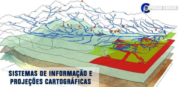 Saiba mais sobre o curso Sistemas de Informação e Projeções Cartográficas