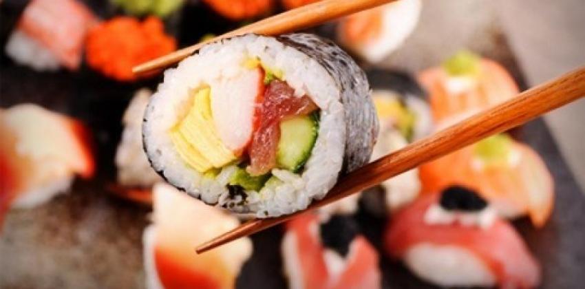Minicurso Sushi e Sashimi