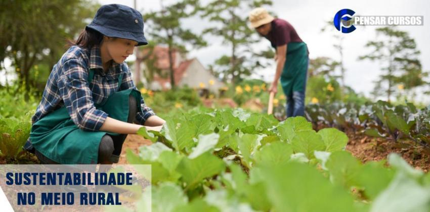 Sustentabilidade no Meio Rural